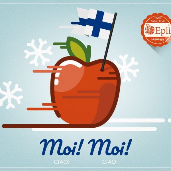 Eplì has arrived in Finland